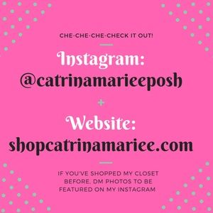 Now Live: My Posh Instagram and Website!